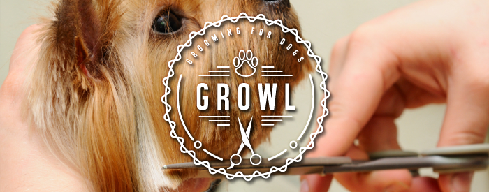 Growl - Hondenstyling logo